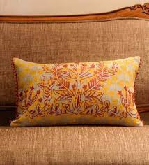 12x20 pillow cover.  Cover Yellow Cotton 12 X 20 Inch Pillow Cover By The Cushion Project And 12x20 I