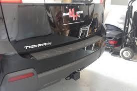trailer hitches installation for gmc terrain 2014 hialeah hitch for gmc terrain florida