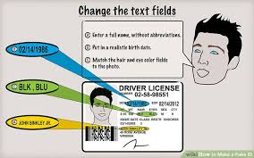 - Fake A Id 3 Wikihow Make Ways To