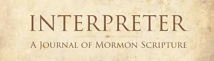 interpreter a journal of mormon scripture