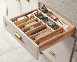 Martha Stewart Boot Tray Keep Your Kitchen Organized With Built In Drawer Organizers From