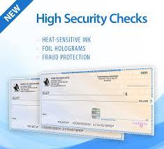 high security checks s now