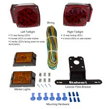 Tractor Supply Magnetic Trailer Lights 12v Led Trailer Light Kit Submersible For Trailers Under 80
