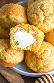 Sweet Potato Cornbread Muffins Peas And Crayons