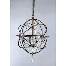 frightening avenue collections 7 light linear chandelier dd nickel chain