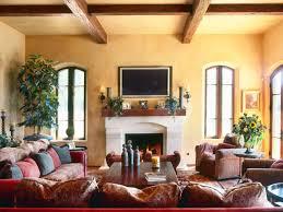 ... Living Room, Living Room In Spanish Narrow Pattern Sofa Sets Grey  Bottles Table Decor Wooden ...
