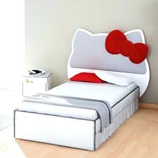 hello kitty bed furniture. Hello Kitty Bedroom Set In A Box Furniture 4 Piece Twin Bed I