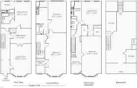 new york row house floor plans luxury brownstone house plans brownstone inspiration 4084db 88 similar