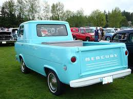 1965 Mercury Econoline Pickup Truck by Custom_Cab, via Flickr | I ...