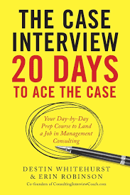crack the case system how to conquer your case interviews amazon the case interview 20 days to ace the case your day by