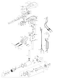 minn kota riptide 101s parts 2003 from fish307 com Electric Trolling Motor Wiring Diagram at Minn Kota Riptide 70 Wiring Diagram Brush Card