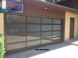 modern glass garage doors. Modern Glass Garage Doors. Stunning The Clopay Avante Collection Contemporary Door With Of Doors L