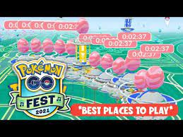 best places to play go fest 2021 in