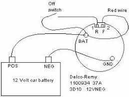 delco alternator wiring diagram delco image wiring similiar 3 wire alternator wiring diagram keywords on delco alternator wiring diagram