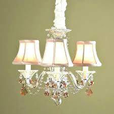 make chandelier shades how