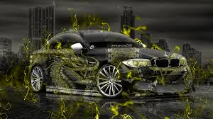 bmw fantasy crystal energy car