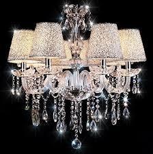 crystal chandelier ceiling fan. Fantastic Ideas Chandelier Ceiling Fans Design Crystal 60quot Spyder Brushed Steel Fan E