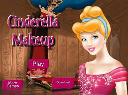 cinderalla makeup cinderella princess dress barbie