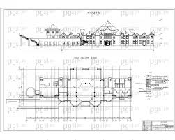Скачать бесплатно дипломный проект ПГС Диплом №  2 Фасад 1 18 План на отм 0 000 Узел 1 jpg