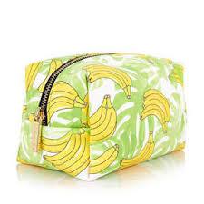 cute makeup bag. skinny dip banana makeup bag cute