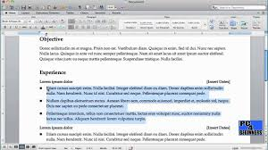 How To Make A Resume On Word Resumes In Ms 2013 Write Microsoft 2003
