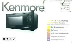 kenmore microwave s sears microwave ovens countertop