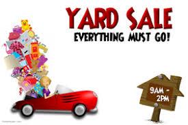 Church Yard Sale Flyer Free Download Best Church Yard Sale Flyer