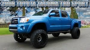 2008 Toyota Tacoma TRD Sport 4x4 - Northwest Motorsport - YouTube