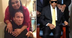 Muhammad Ali: First picture of boxing legend after he is released ...