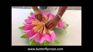 Paper Decorations For Bedrooms Girls Room Decoration Ideas With Paper Flowers For Room Hanging