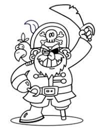 Kleurplaten Piraten Topkleurplaatnl