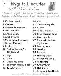 de clutter 31 areas to declutter in under 15 minutes this post is full of