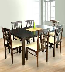 6 seat dining table six dining table and chairs 6 dining table and chairs dining room 6 seat