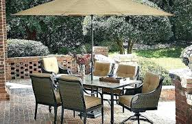 modern outdoor ideas medium size sears patio dining sets enjoying your meals outdoors kmart room furniture