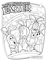 Free Christian Easter Coloring Pages To Print With Bible Story Lent