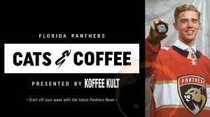 Cats Coffee Top Prospects Hit Panthers Iceden For