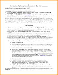 Research Paper Title Resume Title Examples 7 Example Research Paper Format Parts Resume
