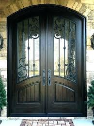 front entry door with glass double entry door with glass double exterior doors front entry panel