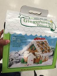 Premade Gingerbread Houses How To Build A Gingerbread House Drunk