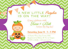 baby shower invitations free templates template pumpkin baby shower invitations
