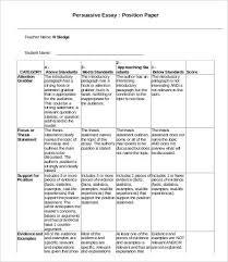 persuasive essay sample example format scholastic persuasive essay template