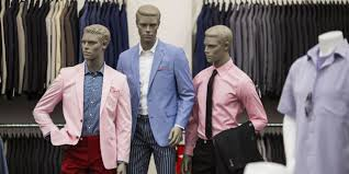 <b>Men</b> Ditch Suits, and Retailers Struggle to Adapt - WSJ