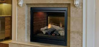 gas fireplace vent majestic pearl see through gas fireplace gas fireplace ventless logs