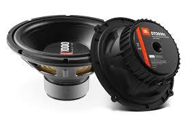 jbl car speakers. jbl® - gto series subwoofer and speaker jbl car speakers