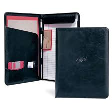 custom executive vintage leather writing pad deluxe com