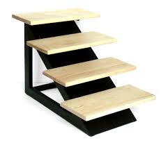 Folding Staircase Dog Stairs Plans Stair Design Ideas