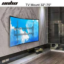 curved tv on wall.  Curved Image Is Loading ArticulatingCurvedPanelTVWallMountBracketfor Inside Curved Tv On Wall