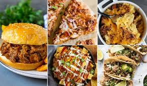 creative recipes using leftover pulled pork