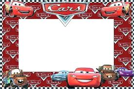 Cars Invitation Layout Cars Party Invitations Free Sample Business
