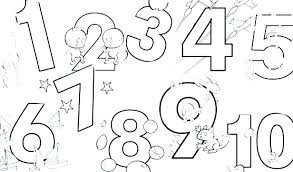 Coloring Pages Numbers 1 20 Trustbanksurinamecom